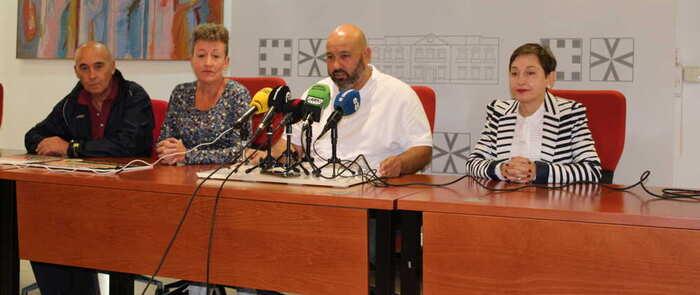 Los 6 km solidarios de Alcázar consiguen 1513 Euros para la Asociación de Esclerosis Múltiple