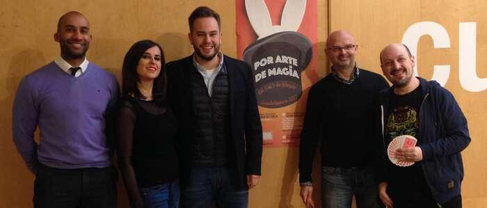 """Del 3 al 5 de febrero, """"Por arte de magia"""" en Guadalajara"""