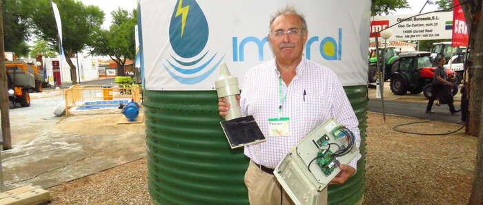 """El automatismo de gestión de riego """"Irrigest 2"""" gana el premio a la novedad tecnológica de Fercam"""