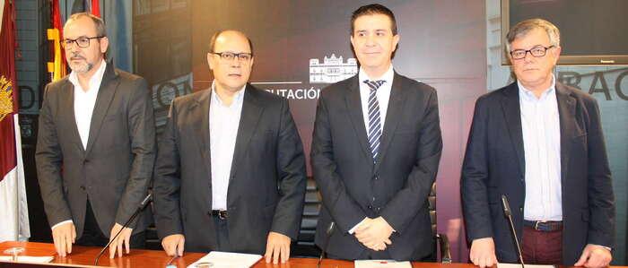 La Diputación de Albacete cerró el 2016 con un superávit que dedicará a gastos en 2017
