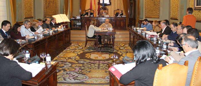 Aprobados los presupuestos para 2017 de la Diputación de Albacete