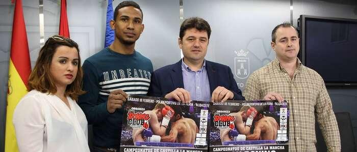 Albacete acoge por primera vez el campeonato de Castilla La Mancha de Kick Boxing que da acceso al campeonato de España