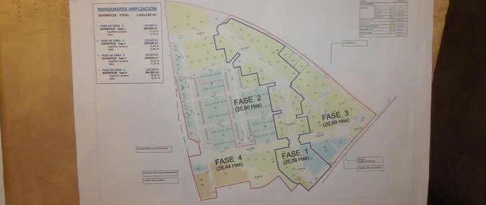 Las obras de urbanización del parque empresarial 'Manzanares ampliación' comenzarán el próximo verano