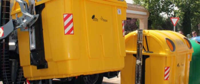 El reciclaje en Castilla-La Mancha aumentó durante 2017