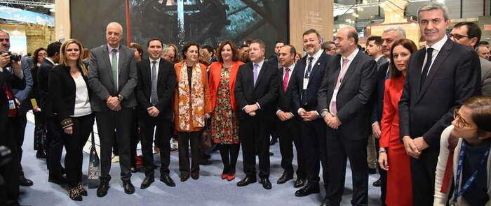 Álvaro Gutiérrez resalta la gran oferta que FITUR 2020 ofrecerá del turismo de la provincia de Toledo