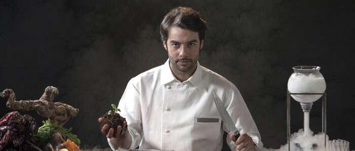 El chef Javier Aranda, con dos estrellas Michelín, será el pregonero de la Feria 2017