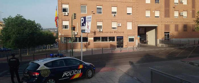 La Policía Nacional detiene a un exhibicionista que actuaba en el barrio de Buenavista de Toledo
