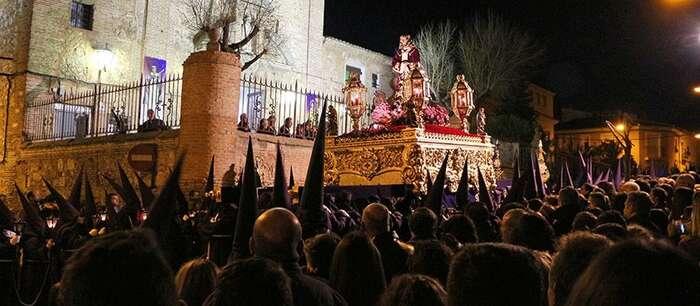 Imagen: Solemnidad, participación y buen tiempo en las procesiones de La Solana