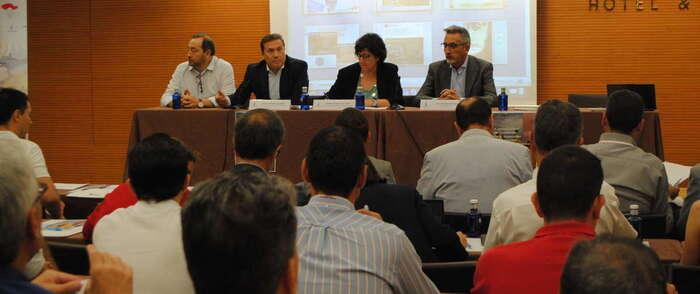 Valdepeñas acoge las Jornadas de Formación de Inspectores de Educación de Castilla-La Mancha