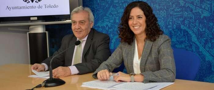 El Ayuntamiento de Toledo destina 79.000 euros a las asociaciones de vecinos para cubrir su funcionamiento y proyectos en los barrios