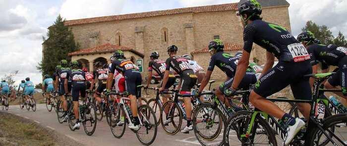 La Vuelta 2019 pasa por Sigüenza mañana miércoles, en torno a las 15 horas