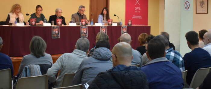 Jesús Martín presentó 'Descanso en la tierra roja', de Francisco Alegre