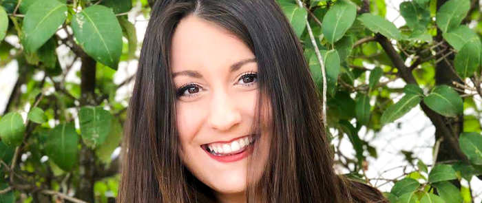 Por una vida saludable: Noelia Muela