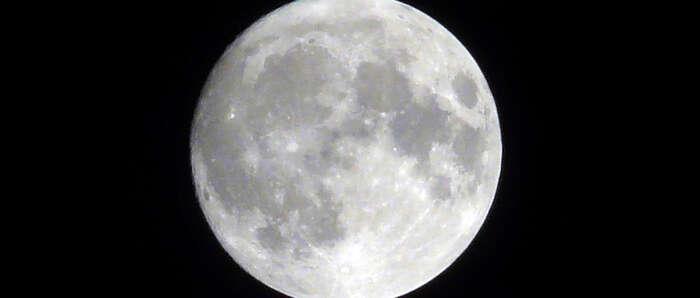 No volveremos otra Luna igual hasta 2034