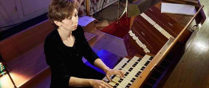 La organista rusa Maria Moiseeva, protagonizará en Cuenca el quinto concierto de la Academia 'Julián de la Orden'