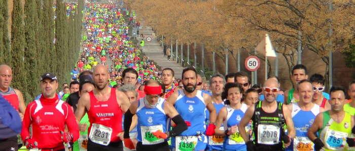 La XXII Media Maratón y 10Km. de Valdepeñas congregará este domingo a 1.652 corredores