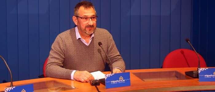 Miguel Fernández anuncia la próxima puesta en marcha en Miguelturra de un nuevo Plan de Empleo Municipal General