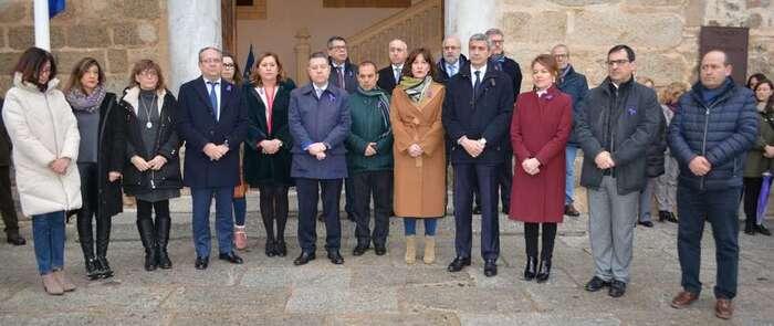 El Presidente de la Diputación de Toledo condena el último asesinato machista cometido en la provincia
