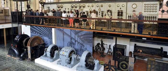 La Fundación Gas Natural Fenosa reabre el Museo Bolarque, que presenta un recorrido por la historia de la energía en España