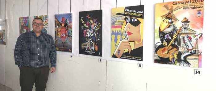 Sigue abierta e Villarrobledo la votación popular para la elección del cartel anunciador del Carnaval 2020