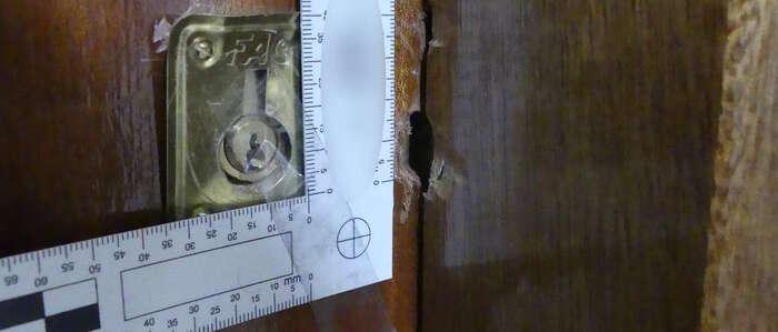 Detenido por tentativa de robo con fuerza en dos viviendas de Toledo