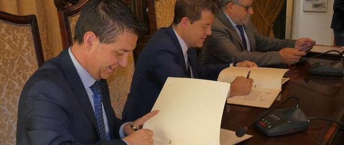Firmado el protocolo de cesión de espacios para el Conservatorio Superior de Música de Albacete