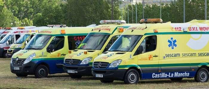 El nuevo concurso del transporte sanitario terrestre prevé la creación de más de 30 nuevos puestos de trabajo