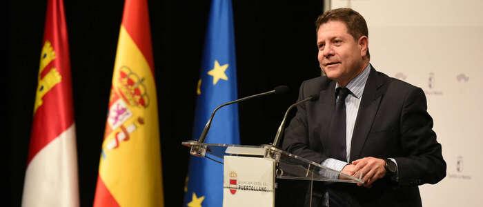 El presidente de Castilla-La Mancha anuncia una nueva Oferta Pública de Empleo Sanitaria similar a la de 2016 con más de 1.000 plazas