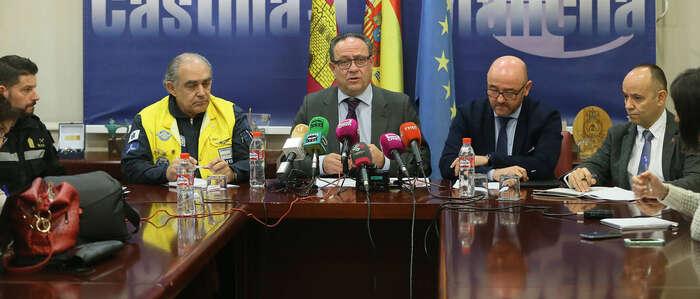 Se normaliza la situación en Castilla-La Mancha con todas las carreteras abiertas al tráfico