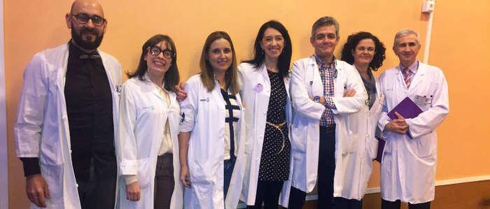 Profesionales médicos y de enfermería del Área Integrada de Alcázar de San Juan actualizan conocimientos sobre el cáncer de ovario