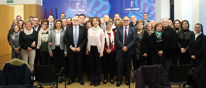 El Gobierno regional suscribe el Acuerdo Marco con 21 entidades de la provincia de Albacete para 22 centros con 712 plazas residenciales