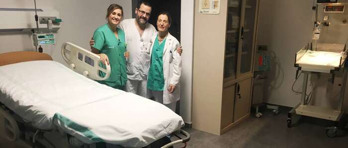 El Gobierno regional introduce importantes mejoras dirigidas a humanizar el parto en el Hospital de Hellín
