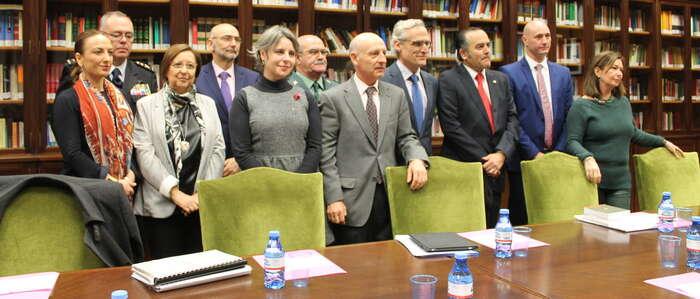 El Gobierno de Castilla-La Mancha valora el compromiso de unidad institucional de la Comisión Regional contra la Violencia de Género