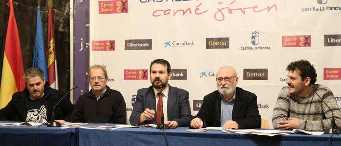 El I Encuentro de Canción de Autor reunirá a jóvenes de toda España en torno a la música y la escritura