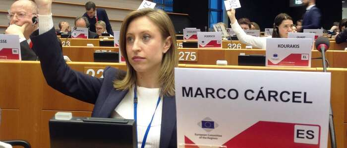 El Gobierno de Castilla-La Mancha defiende en Bruselas la posición de las regiones españolas sobre Gibraltar tras el Brexit
