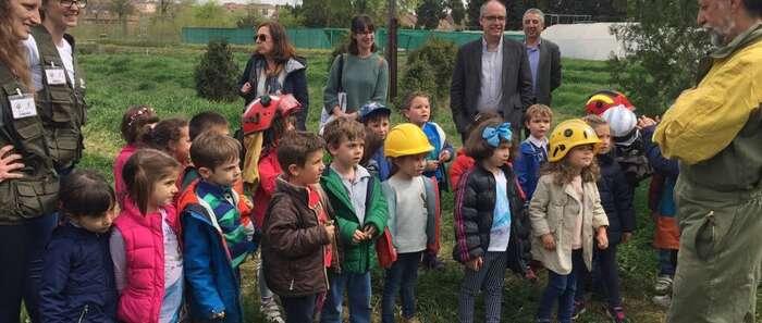 Huertos didácticos en el Vivero Central de Toledo como actividades de educación ambiental