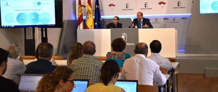 El Gobierno de Castilla-La Mancha pone en marcha un nuevo Portal de Transparencia que incluye las agendas de los cargos públicos