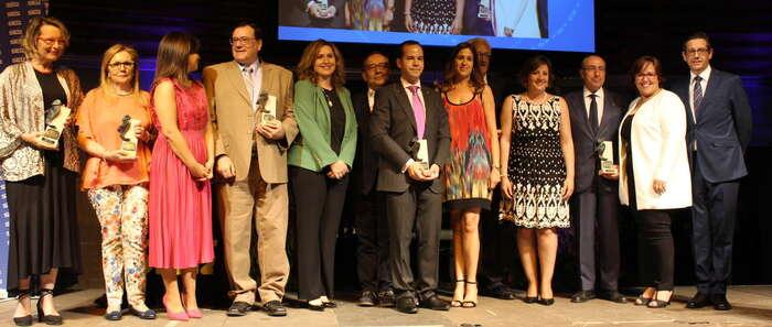 El Gobierno de Castilla-La Mancha reconoce el trabajo de la prensa en los premios de comunicación de la Cadena Ser de Ciudad Real