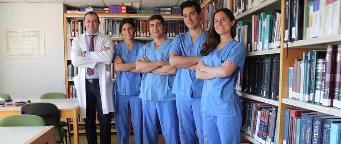 Cirujanos Ortopédicos del Hospital de Toledo, premiados por trabajos de intervenciones de fracturas con técnicas novedosas poco invasivas