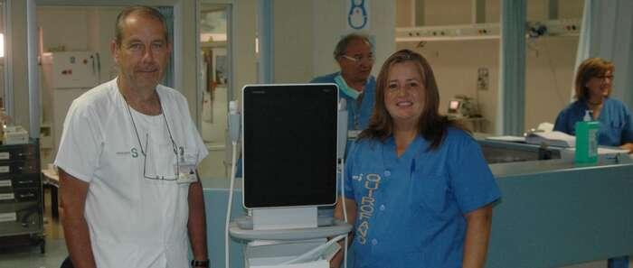 El Servicio de Anestesia del Hospital de Talavera se refuerza con nuevo equipamiento y profesionales