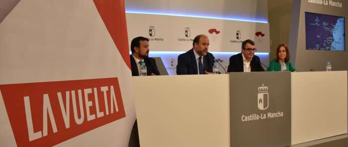 El Gobierno regional prevé que el paso de la Vuelta Ciclista por Cuenca tenga un retorno de más de 300.000 euros sólo en alojamiento y manutención