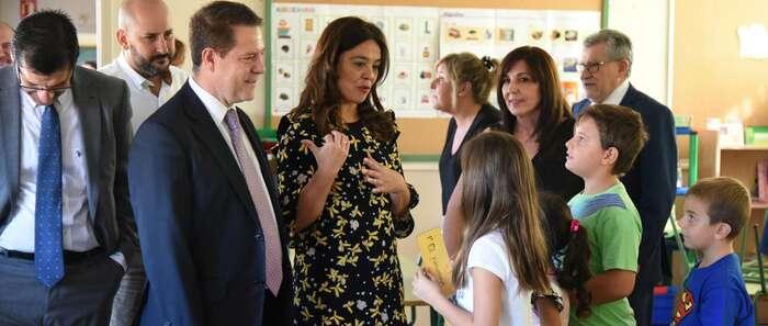 El Gobierno de Castilla-La Mancha habrá eliminado un total de 35 aulas prefabricadas en centros educativos al finalizar el curso 2017-2018
