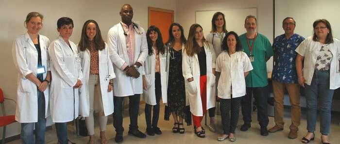 Los profesionales del Centro de Salud de Azuqueca difunden a través de internet sesiones clínicas sobre temas planteados por los usuarios en consulta