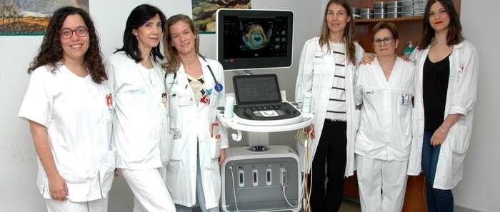 El Servicio de Cardiología del Hospital de Talavera incorpora la ecocardiografía 3D a su cartera de servicios