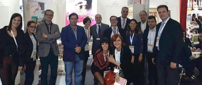 Un total de 57 empresas de Castilla-La Mancha participan en la Feria SIAL de París respaldadas por el Gobierno regional