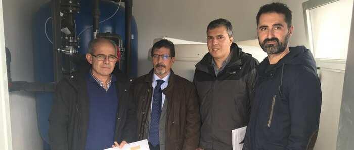Castilla-La Mancha invierte cerca de 86.000 euros en mejorar la calidad del agua en el municipio de Campillo de Altobuey