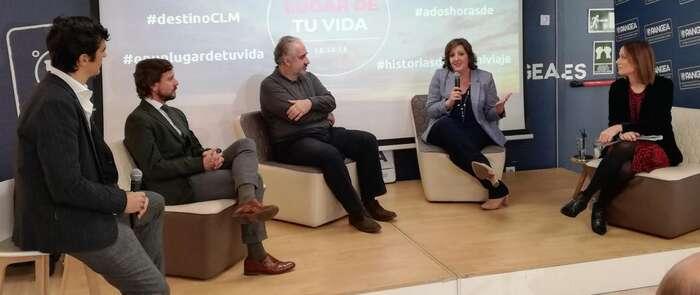 Castilla-La Mancha presenta en Pangea una campaña de promoción turística de la región protagonizada por cinco escapadas en cada una de las provincias