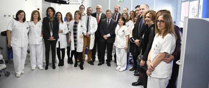 Castilla-La Mancha amplía el Hospital de Día Oncohematológico del Hospital de Manzanares