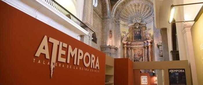 'aTempora Talavera' supera las 71.000 visitas tras un fin de semana en el que pasaron por la exposición más de 2.500 personas