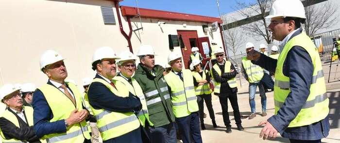 El Gobierno de Castilla-La Mancha ha destinado siete millones de euros a la inversión y creación de empleo en Tarancón en esta legislatura